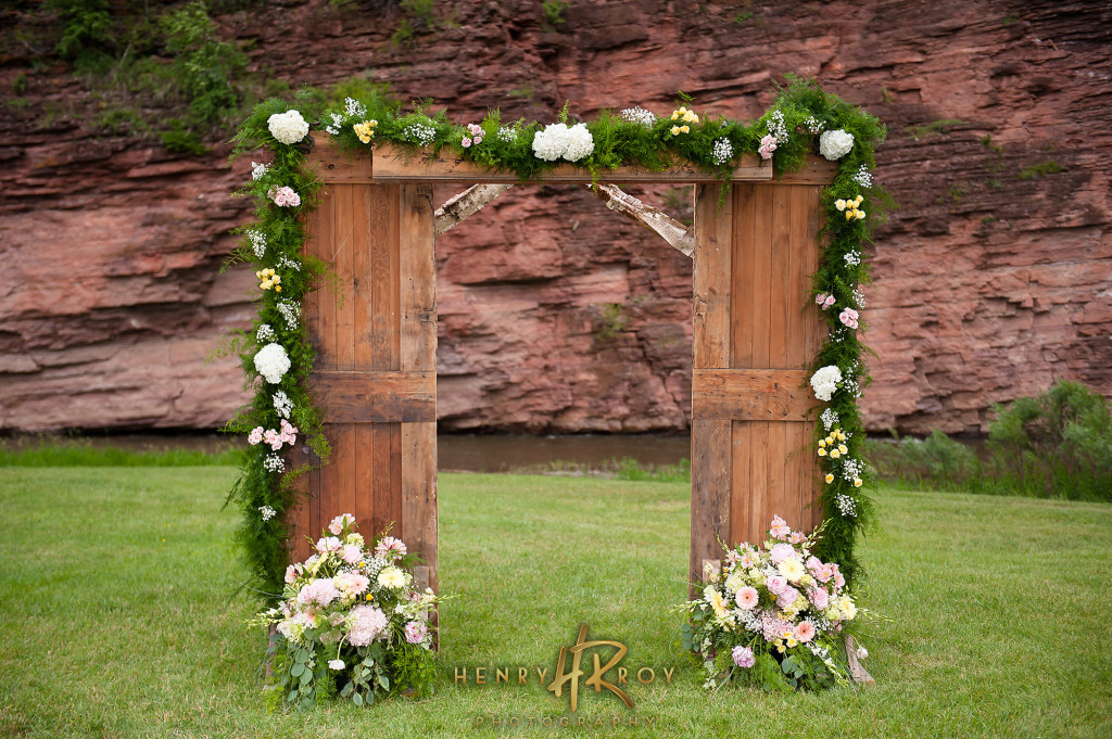 Copper Canyon Lodge Wedding