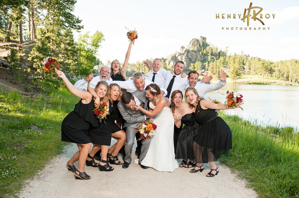 Custer South Dakota Wedding Photography